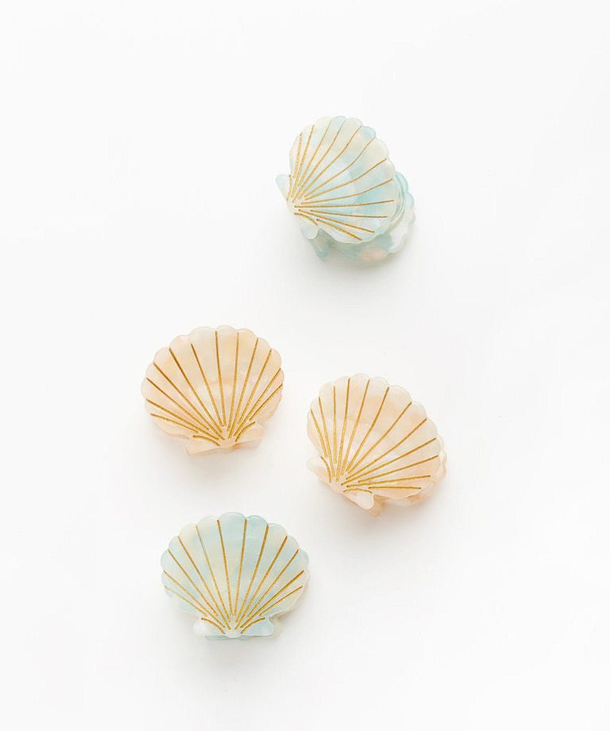 Shell Clip Set