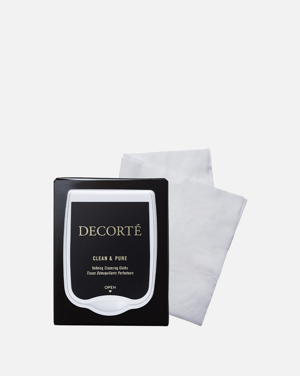 Clean & Pure - Refining Cleansing Cloths
