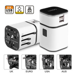 International plug adapter