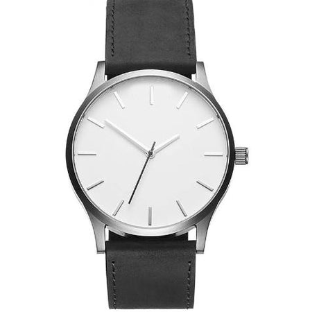Luxury Leather Watch - One Level