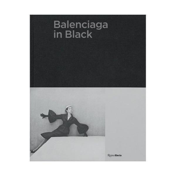 Balenciaga in Black - Thirty Six Knots - thirtysixknots.com