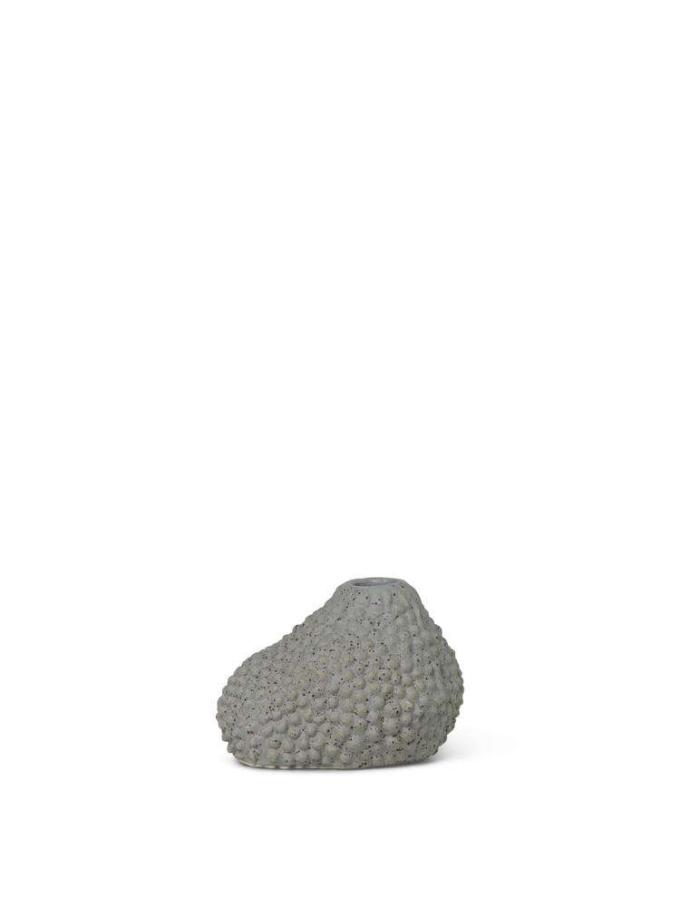 Vulca Mini Vase - Grey Dots - Thirty Six Knots