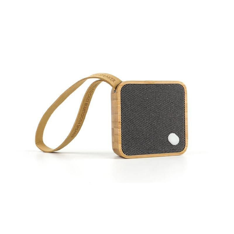 Gingko Mi Square Pocket Speaker - Thirty Six Knots - thirtysixknots.com