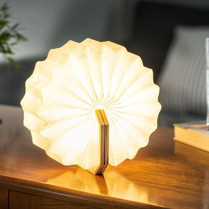 Gingko Smart Accordion Lamp - Thirty Six Knots