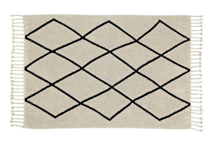 Lorena Canals Washable Bereber Rug Beige - Thirty Six Knots