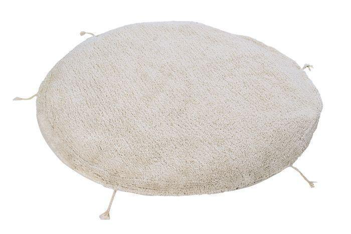 Lorena Canals Sleepover Pouffe Lou Natural - Thirty Six Knots - thirtysixknots.com