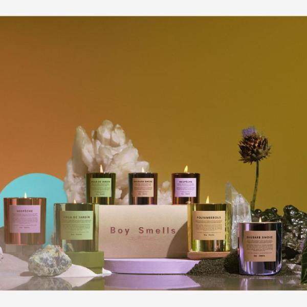 Boy Smells Hypernature Votive Set - Thirty Six Knots - thirtysixknots.com