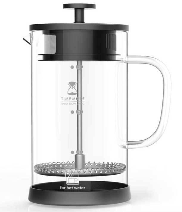 Timemore French Press 600ml - Thirty Six Knots