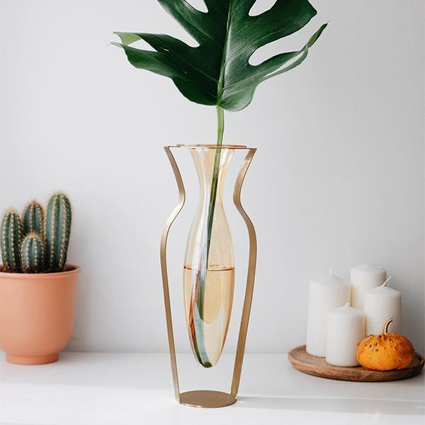 Kitbox Droplet Tall Vase - Thirty Six Knots - thirtysixknots.com