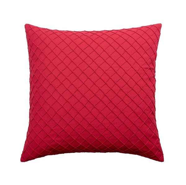 Pillow City 20 x 20 - Red - Thirty Six Knots