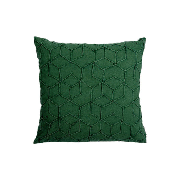 Pillow Palerme 20 x 20 - Green - Thirty Six Knots