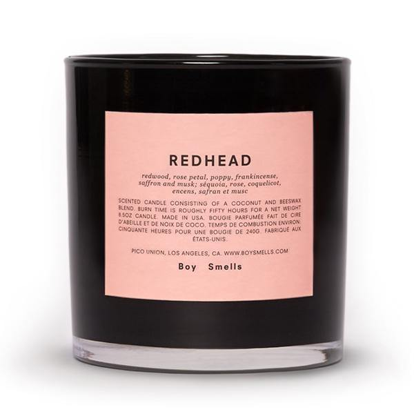 Boy Smells Redhead Candle - Thirty Six Knots