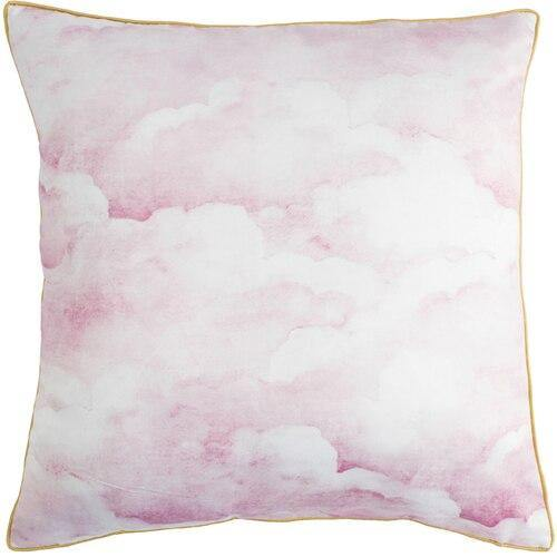 Dusty Pink Clouds Cushion - Thirty Six Knots