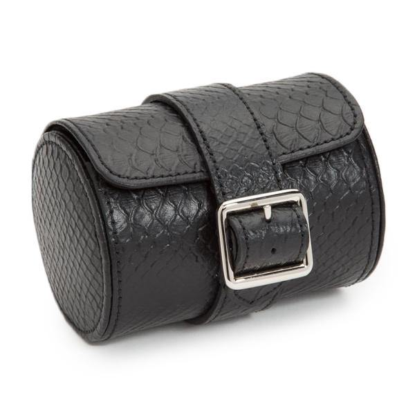 Exotic Leather Watch Roll - Single - Thirty Six Knots