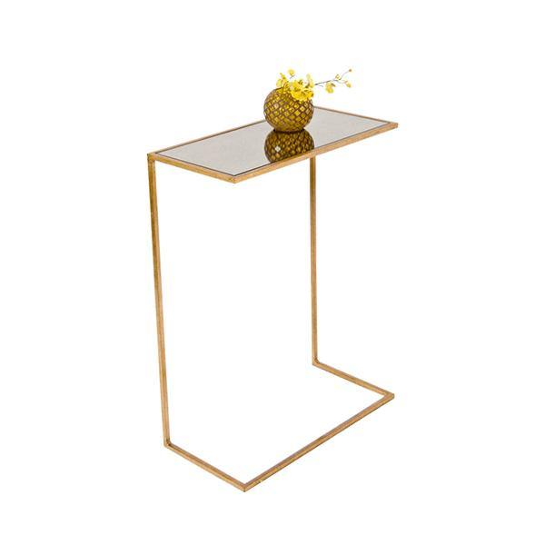 Gold Leaf Rico Cigar Table - Thirty Six Knots