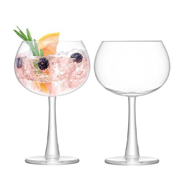 LSA International Gin Balloon Glasses - Set of 2 - Thirty Six Knots
