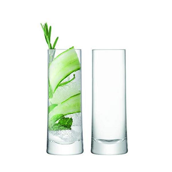 LSA International Gin Highball Glasses - Set of 2 - Thirty Six Knots
