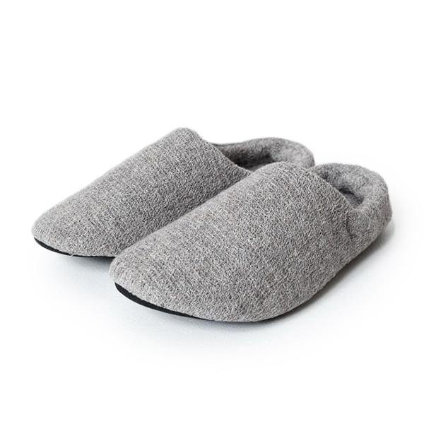 Lana Room Shoes - Grey - Thirty Six Knots