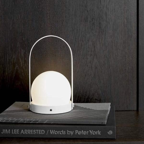Carrie LED Lamp - Thirty Six Knots - thirtysixknots.com