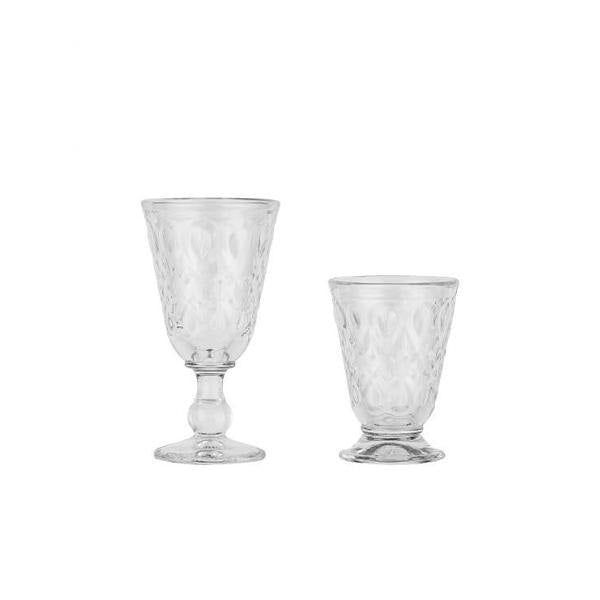Costa Nova Vitral Collection Water Glass - Thirty Six Knots
