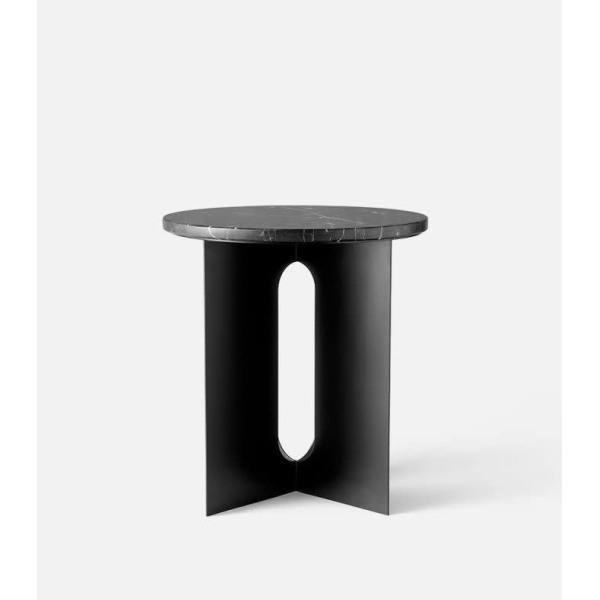 Androgyne Side Table, Black - Thirty Six Knots - thirtysixknots.com