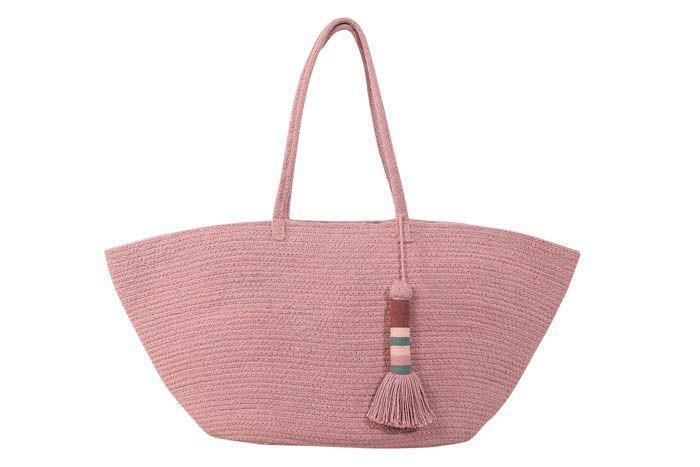 Lorena Canals Basket Cistell Ash Rose - Thirty Six Knots - thirtysixknots.com