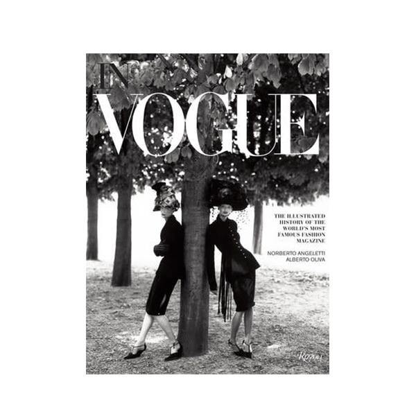 In Vogue: An Illustrated History of the World's Most Famous Fashion Magazine - Thirty Six Knots - thirtysixknots.com