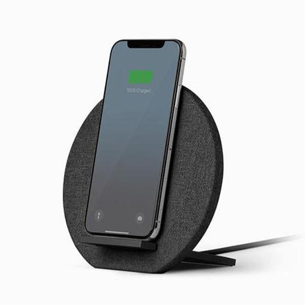 Native Union Dock Wireless Fabric Charger - Thirty Six Knots - thirtysixknots.com