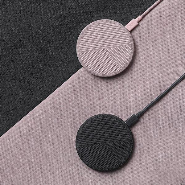 Native Union Drop Wireless Charger Slate - Thirty Six Knots