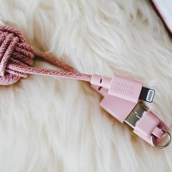 Native Union Key Cable Apple Lightning - Thirty Six Knots