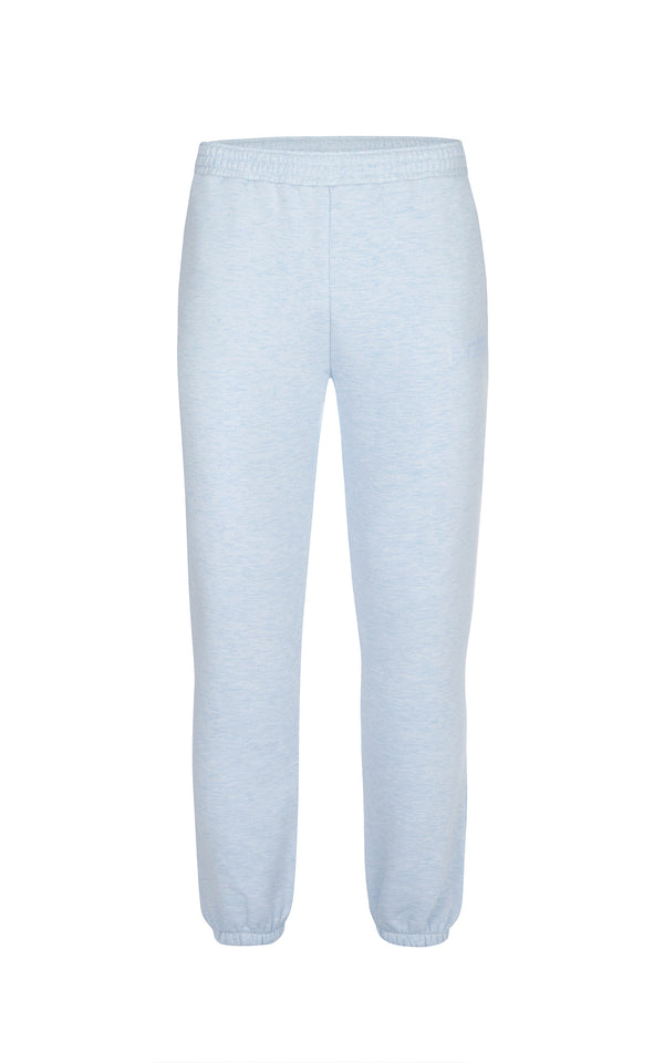 LIGHT BLUE PASTEL CLUB SWEATPANTS