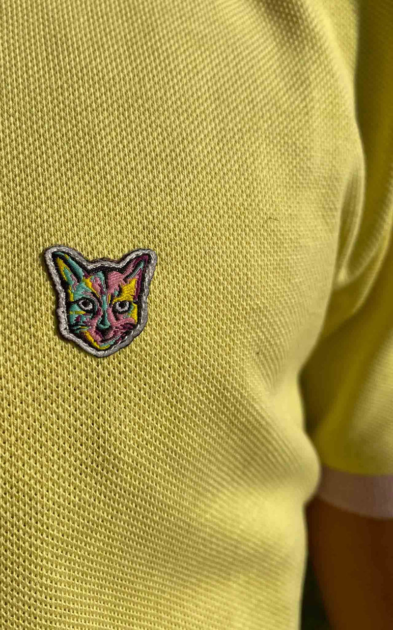 LEMONHAZE GOLF CLUB POLO SHIRT