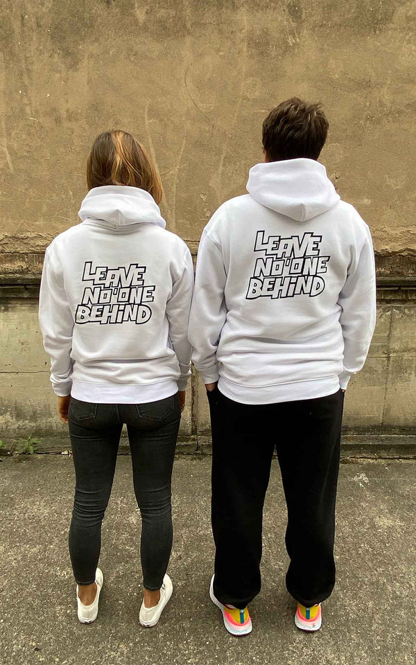LEAVE NO ONE BEHIND HOODIE