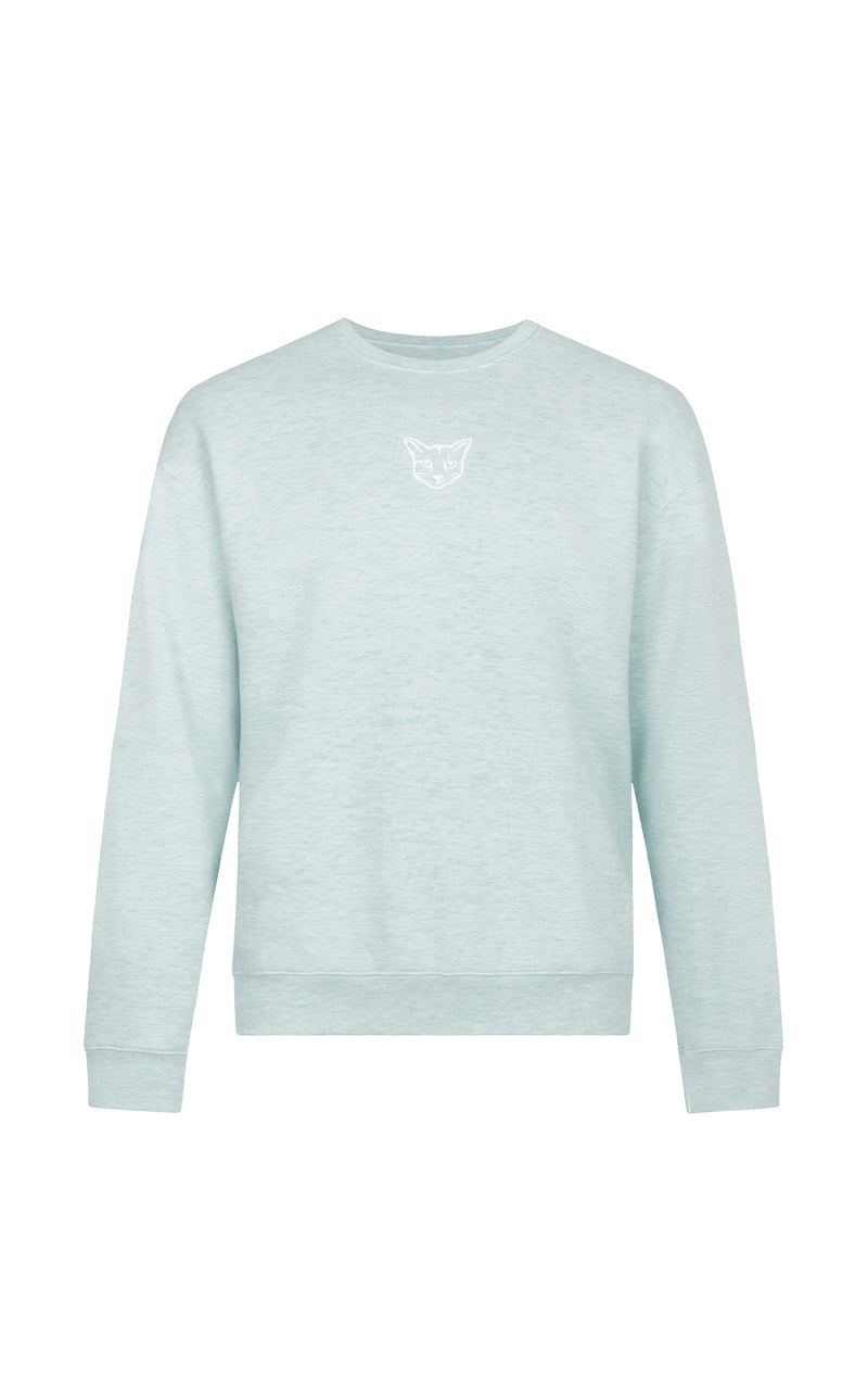 MINT PASTEL CLUB CREWNECK