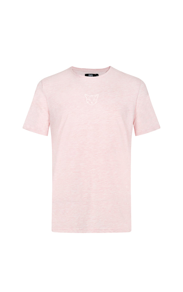 ROSE PASTEL CLUB T-SHIRT