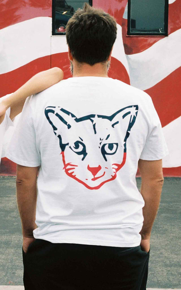 USA CLUB T-SHIRT