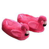 Chaussons Flamant Rose <br> Flama