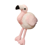 grosse peluche flamant rose