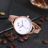 Montre Flamant Rose <br> Fille
