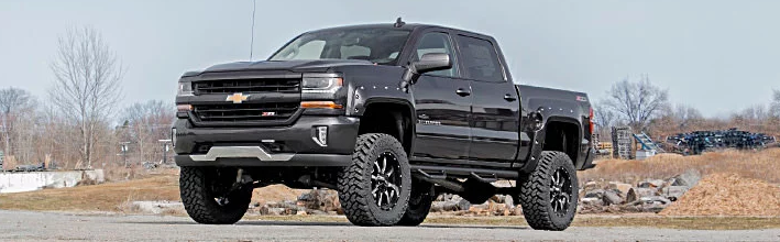 Chevy Lift Kits