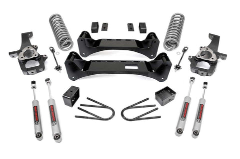 6IN DODGE SUSPENSION LIFT KIT