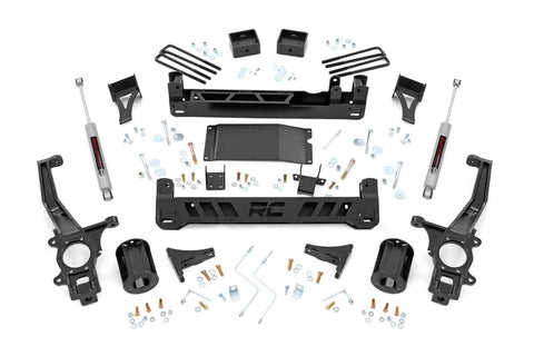 6IN NISSAN SUSPENSION LIFT KIT (05-18 FRONTIER)
