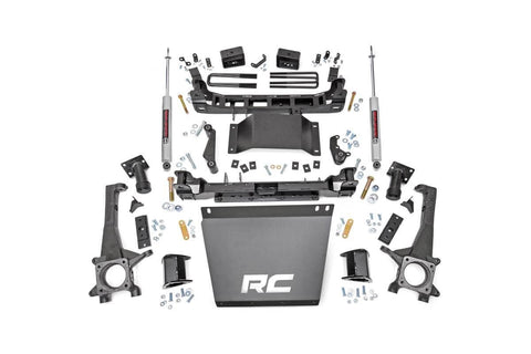 4IN TOYOTA SUSPENSION LIFT KIT (16-18 TACOMA 4WD)