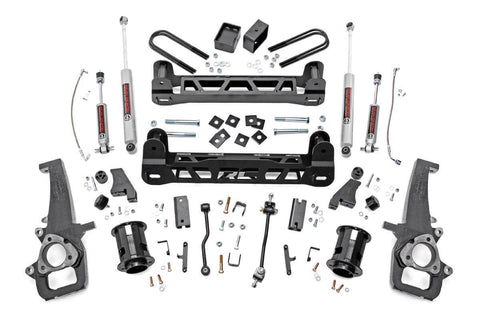 6IN DODGE SUSPENSION LIFT KIT (06-08 RAM 1500 2WD)