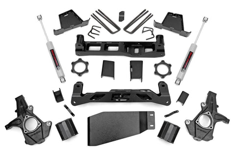 6IN GM SUSPENSION LIFT KIT (07-13 1500 PU 4WD)