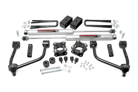 3.5IN TOYOTA BOLT-ON LIFT KIT (07-18 TUNDRA 4WD)