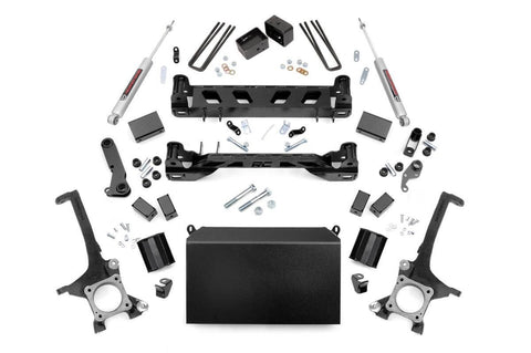 4.5IN TOYOTA SUSPENSION LIFT KIT (07-15 TUNDRA)