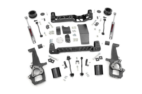 4IN DODGE SUSPENSION LIFT KIT (09-11 RAM 1500 4WD)