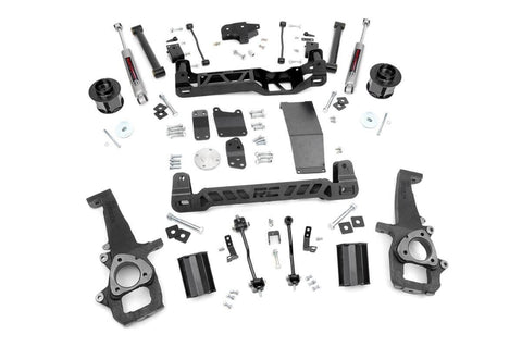 6IN DODGE SUSPENSION LIFT KIT (09-11 RAM 1500 4WD)
