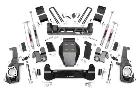 5IN GM NTD SUSPENSION LIFT KIT (11-18 2500HD/3500HD)